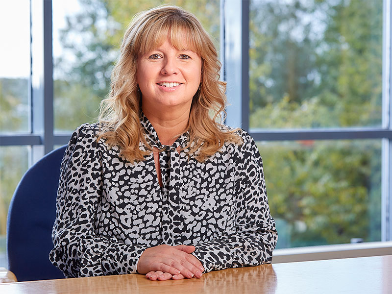 Joanne Butters, Head of Account Management